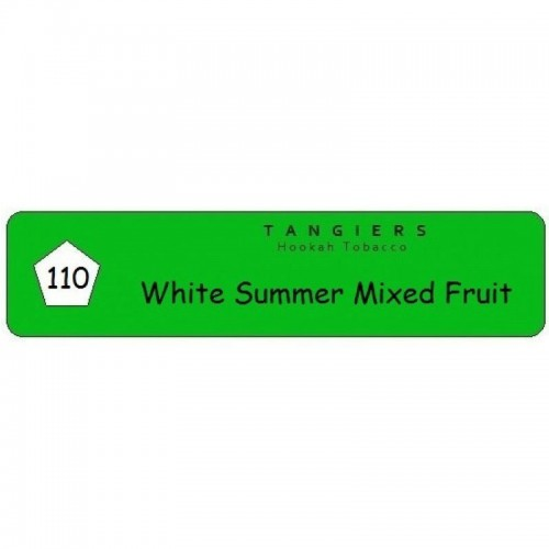 Табак Tangiers White Summer Mixed Fruit 250 грамм