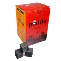 Кокосовый уголь Panda 1 кг (96 кубиков)