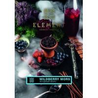 Табак ELEMENT Вода Wildberry Mors (Ягодный морс) 200 грамм