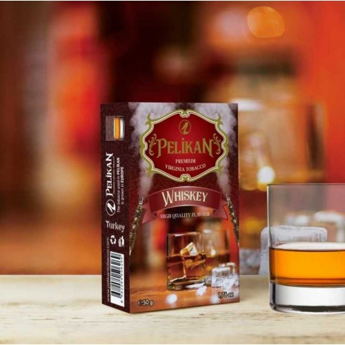 Табак Pelikan Whiskey (Виски) 50 грамм