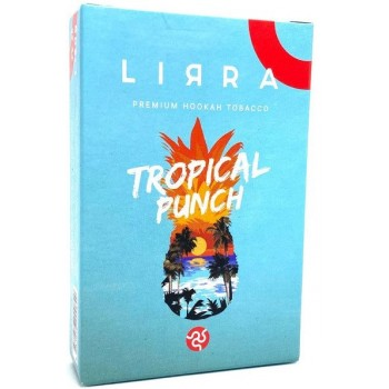 Табак Lirra Tropical Punch (Тропикал Пунш) 50 грамм