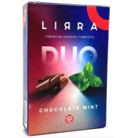 Табак Lirra Chocolate Mint (Шоколад Мята) 50 грамм