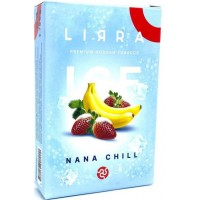 Табак Lirra Ice Nana Chill (Нана Чилл) 50 грамм