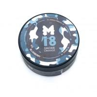 Табак М18 Ice blueberry (Ледяная Черника) 100 грамм