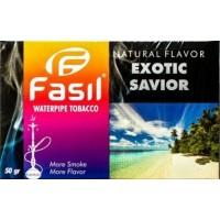 Табак Fasil Exotic Savior (Экзотический спаситель) 50 грамм