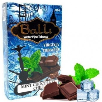 Табак Balli Chocolate Mint Chill (Шоколад Мята Чилл) 50 грамм