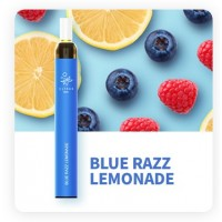 Одноразовый Elf Bar T800 Blue Razz Lemonade (Лимонад Голубика Малина)