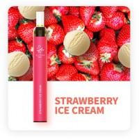 Одноразовый Elf Bar T800 Strawberry Ice Cream (Клубничное Мороженое)