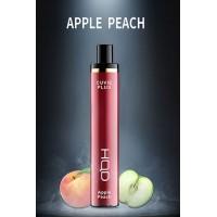 Одноразовое устройство Hqd Apple Peach (Яблоко Персик)