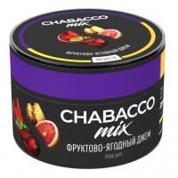 Смесь Chabacco MIX Pink Jam (Фруктово-ягодный джем) 50 грамм