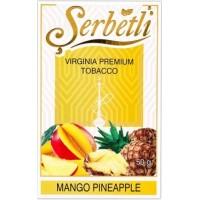 Табак Serbetli Mango Pineapple (Манго Ананас) В.Р. 50 грамм