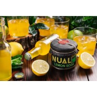 Табак Nual Lemon Soda (Лимонная Содовая) 200 грамм