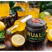 Табак Nual Lemon Soda (Лимонная Содовая) 100 грамм