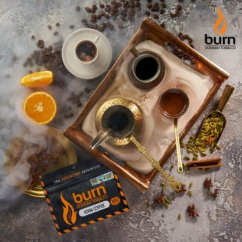 Табак Burn KONA COFFEE 100 грамм