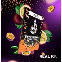 Табак Black Burn Real P.F. (Настоящая Маракуйя) 100 грамм