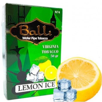 Табак Balli Ice Lemon 50 грамм