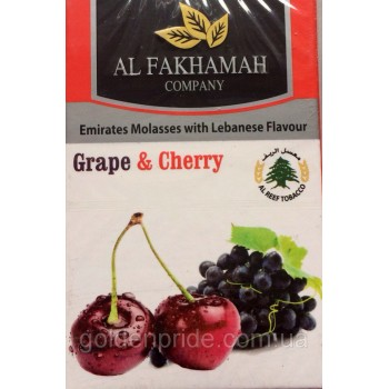Табак Al Fakhamah Grape & Cherry 50 грамм