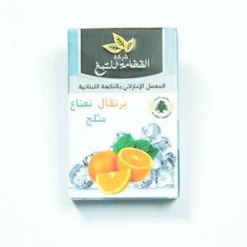 Табак Al Fakhamah Freeze Orange & Mint 50 грамм