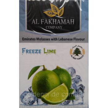 Табак Al Fakhamah Freeze Lime 50 грамм