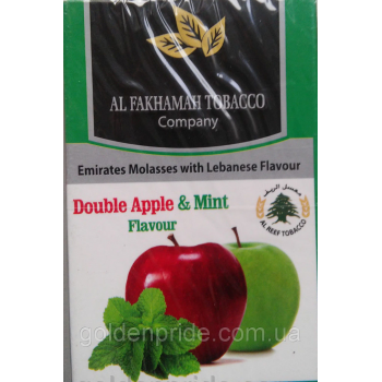 Табак Al Fakhamah Double Apple & Mint 50 грамм