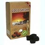 Кокосовый уголь Cocoshisha