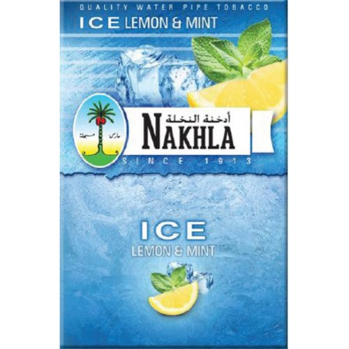 Табак Nakhla Ice Lemon Mint 50 грамм