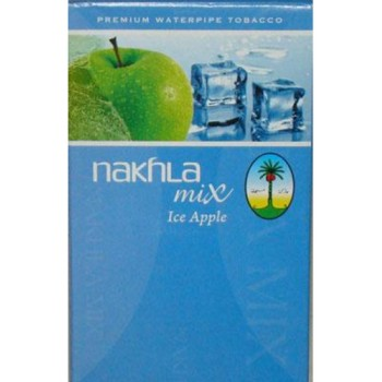 Табак Nakhla Mix - Ice apple 50 грамм