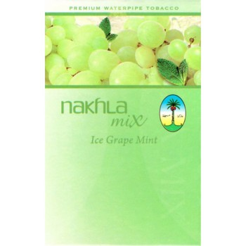 Табак Nakhla Mix - Ice Grepe Mint 50 грамм