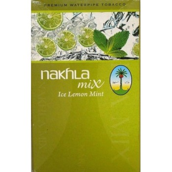 Табак Nakhla Mix - Ice Lemon Mint 50 грамм