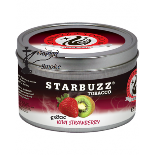Табак Starbuzz Kiwi Strawberry (Киви Клубника) 100г