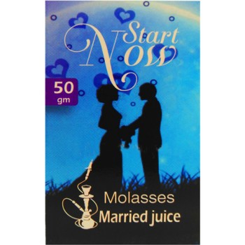 Табак Start Now Married Juice 50 грамм