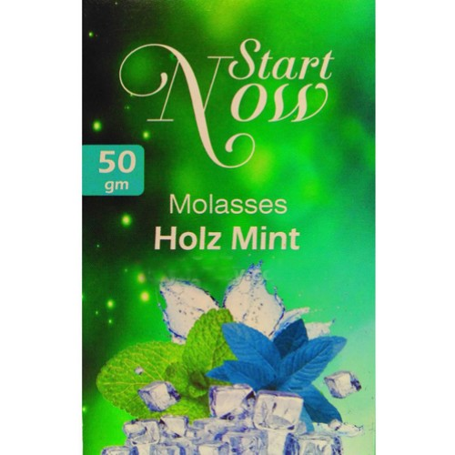 Табак Start Now Holz Mint 50 грамм