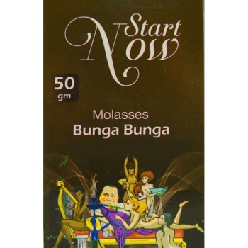 Табак Start Now Bunga Bunga 50 грамм