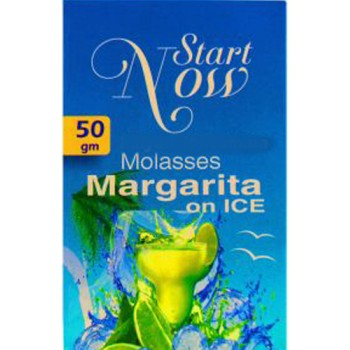 Табак Start Now Margarita on ICE 50 грамм