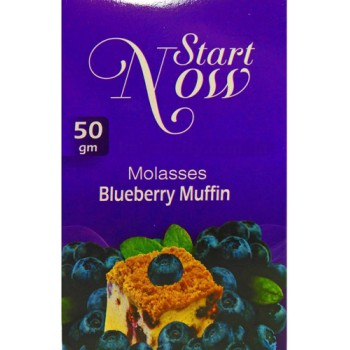 Табак Start Now Blueberry Muffin 50 грамм