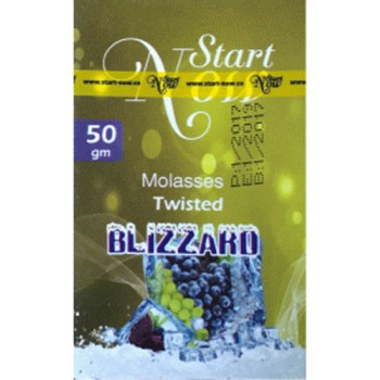 Табак Start Now Twisted Blizzard 50 грамм