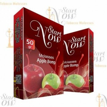 Табак Start Now Apple Bomb (Яблочная бомба) 50 грамм