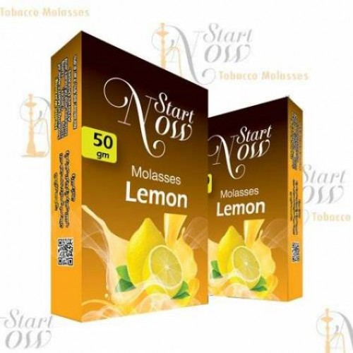 Табак Start Now Lemon (Лимон) 50 грамм