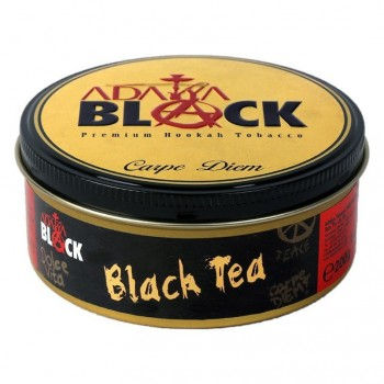 Табак Adalya Black - Black Tea (Черный Чай) 200 грамм
