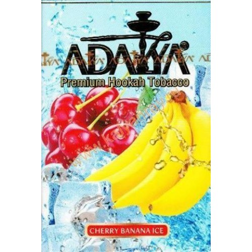 Табак Adalya Cherry Banana Ice (Вишня Банан Лед) 50 грамм