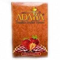 Табак Adalya - Strawberry pie (Клубничный пирог) 50 грамм