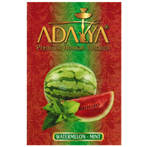 Табак Adalya Watermelon Mint (Арбуз с Мятой) 50 грамм