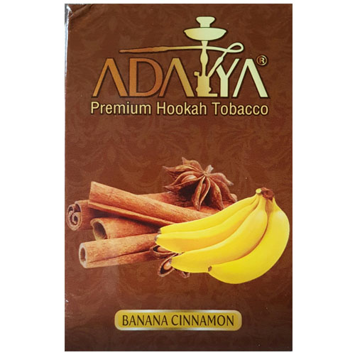 Табак Adalya Banana Chinnamon (Банан с корицей) 50 грамм