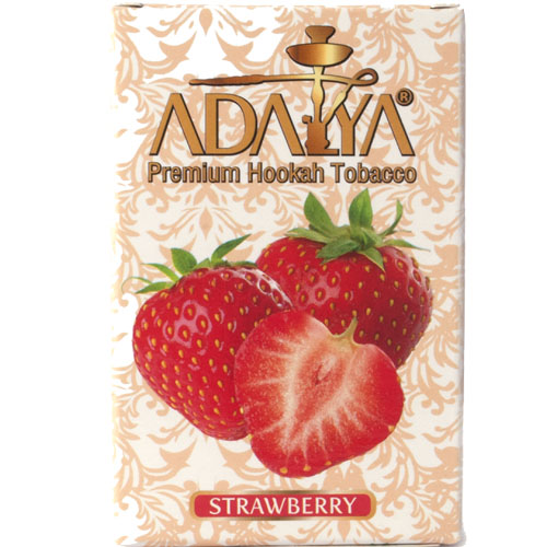 Табак Adalya Strawberry (Клубника) 50 грамм
