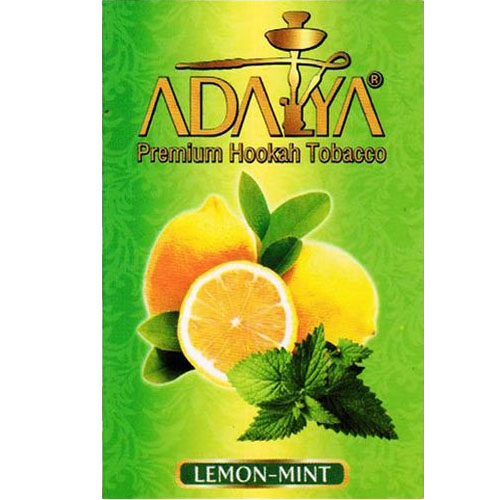Табак Adalya Lemon Mint (Лимон с Мятой) 50 грамм
