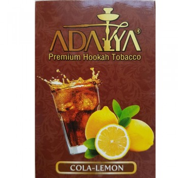 Табак Adalya Cola Lemon (Кола Лимон) 50 грамм