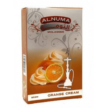 Табак Alnuma Orange Cream (Апельсин крем) 50 грамм