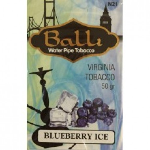 Табак Balli Blueberry Ice 50 грамм