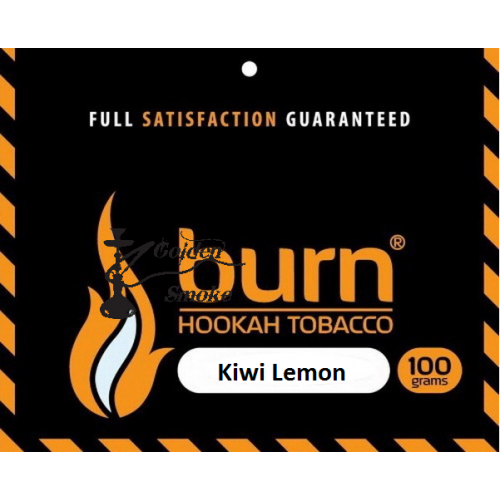 Табак Burn Kiwi Lemon (Киви лимон) 100 грамм