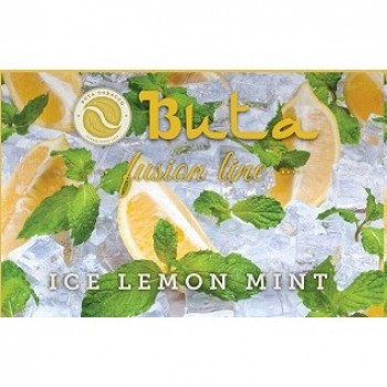 Табак Buta Fusion Ice Lemon Mint 50 грамм